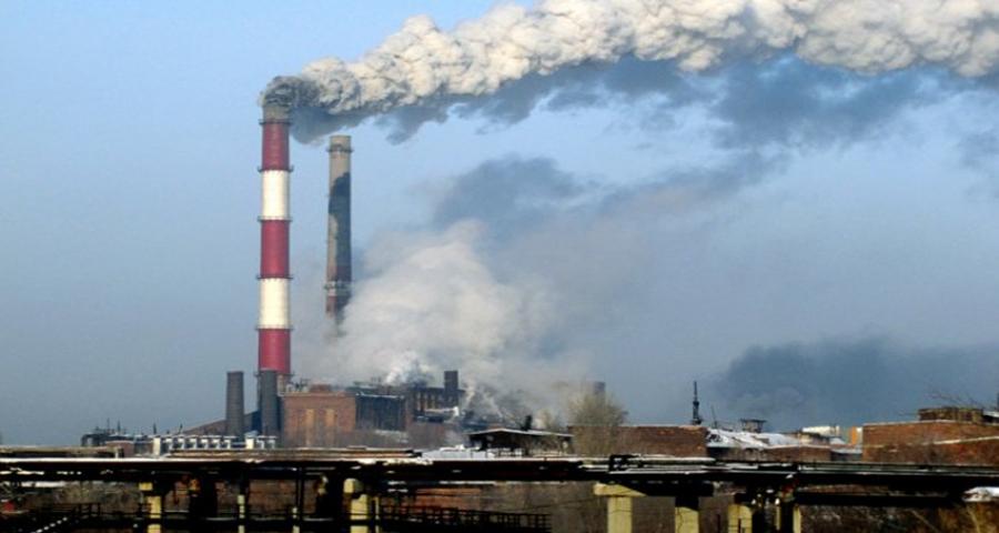В Рубцовске произошел порыв на тепломагистрали