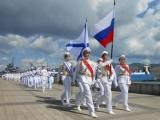 Специалисты Городского Дворца культуры начали подготовку к празднованию Дня военно-морского флота
