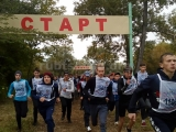 В Рубцовске прошел Всероссийский день бега «Кросс Нации-2018»