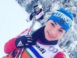 Яна Кирпиченко – победительница молодёжного первенства России.
