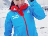 Рубцовская лыжница Яна Кирпиченко – бронзовый призёр молодёжного первенства России.
